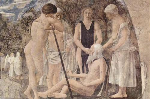 Matusalén_ Piero Della Francesca (1550)