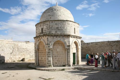 capilla de la ascensión
