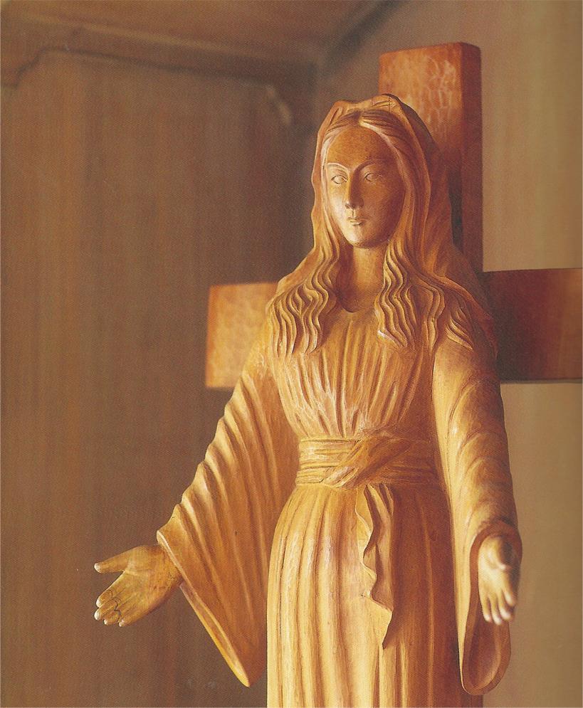 Nuestra Señora de Akita, la Continuación de Fátima, Japón (12 jun, ene)