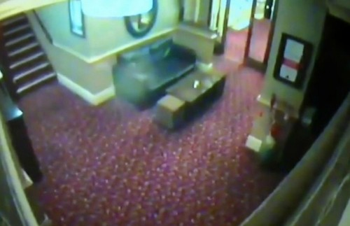 fantasma en hospital