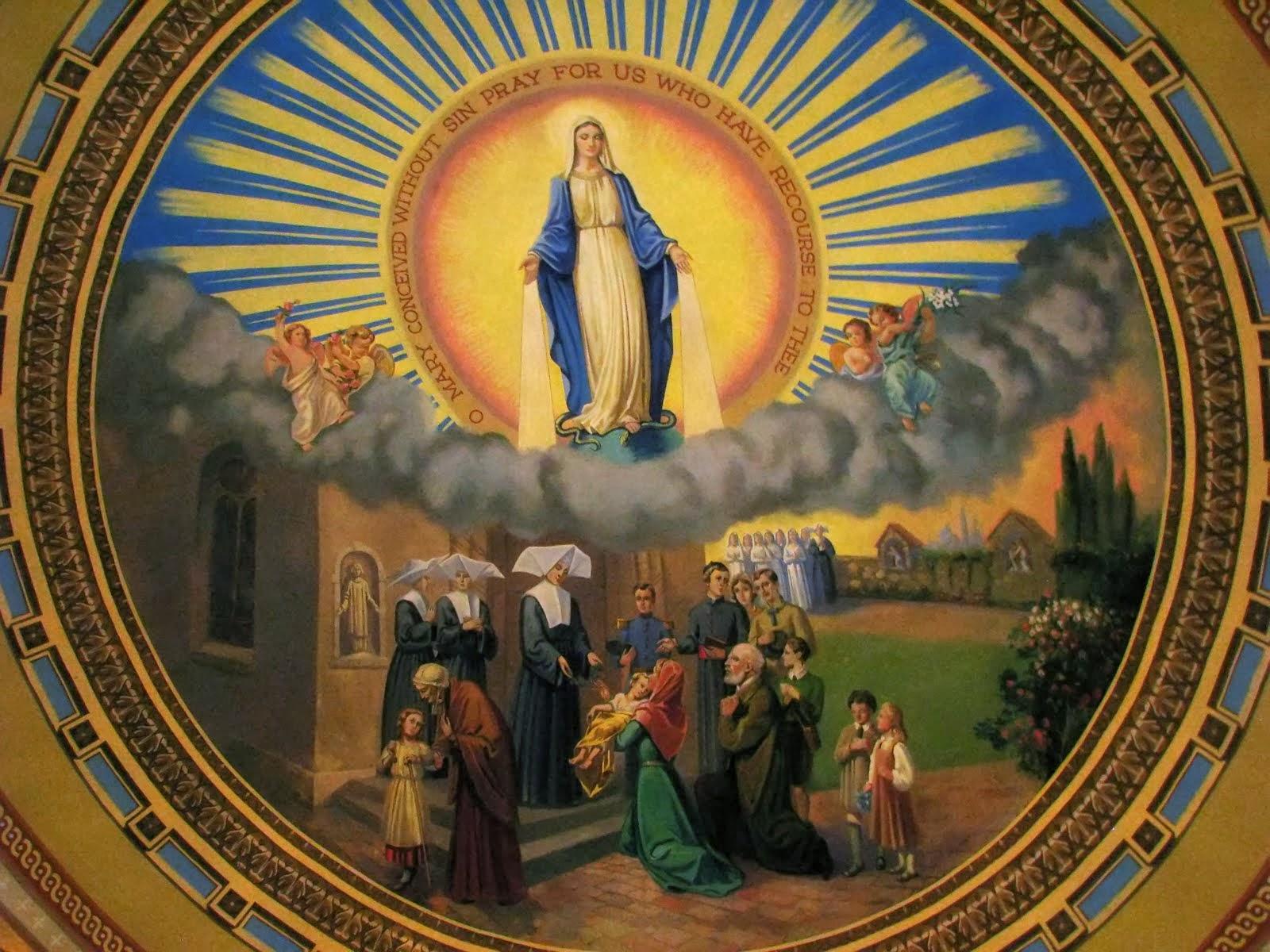 ¿Por qué el Sábado es el día Dedicado a la Virgen María?
