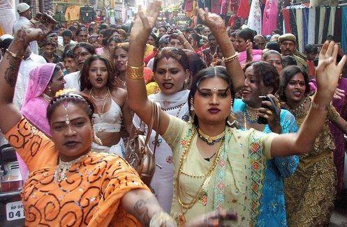 hijras en india homosexuales