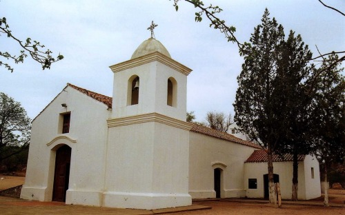 iglesia de sumampa