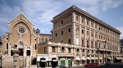 iglesia san alfonso de roma