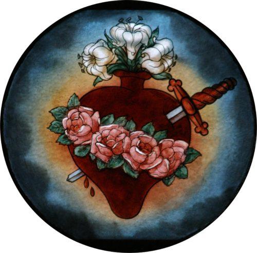 logo del inmaculado corazon