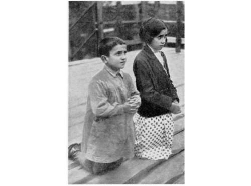 los dos niños de ezkioga