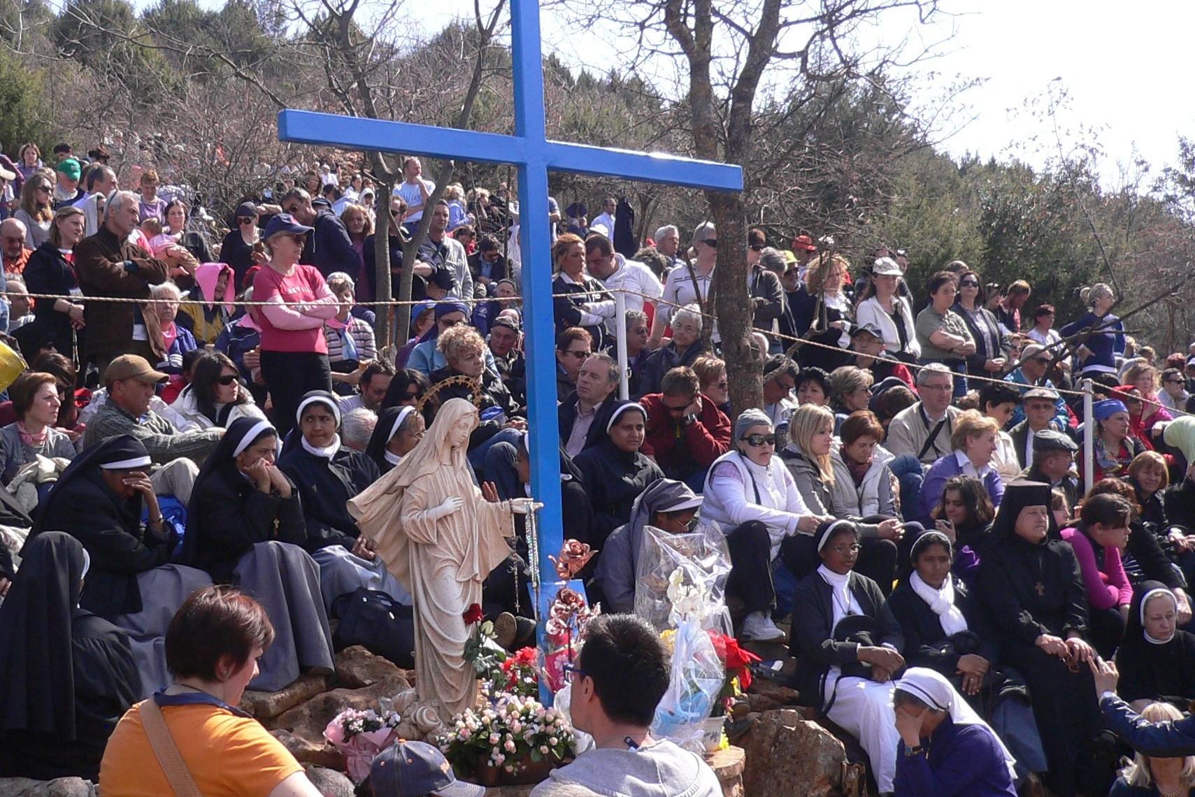 Se Confirma el Don de Bilocación de la Vidente Vicka de Medjugorje