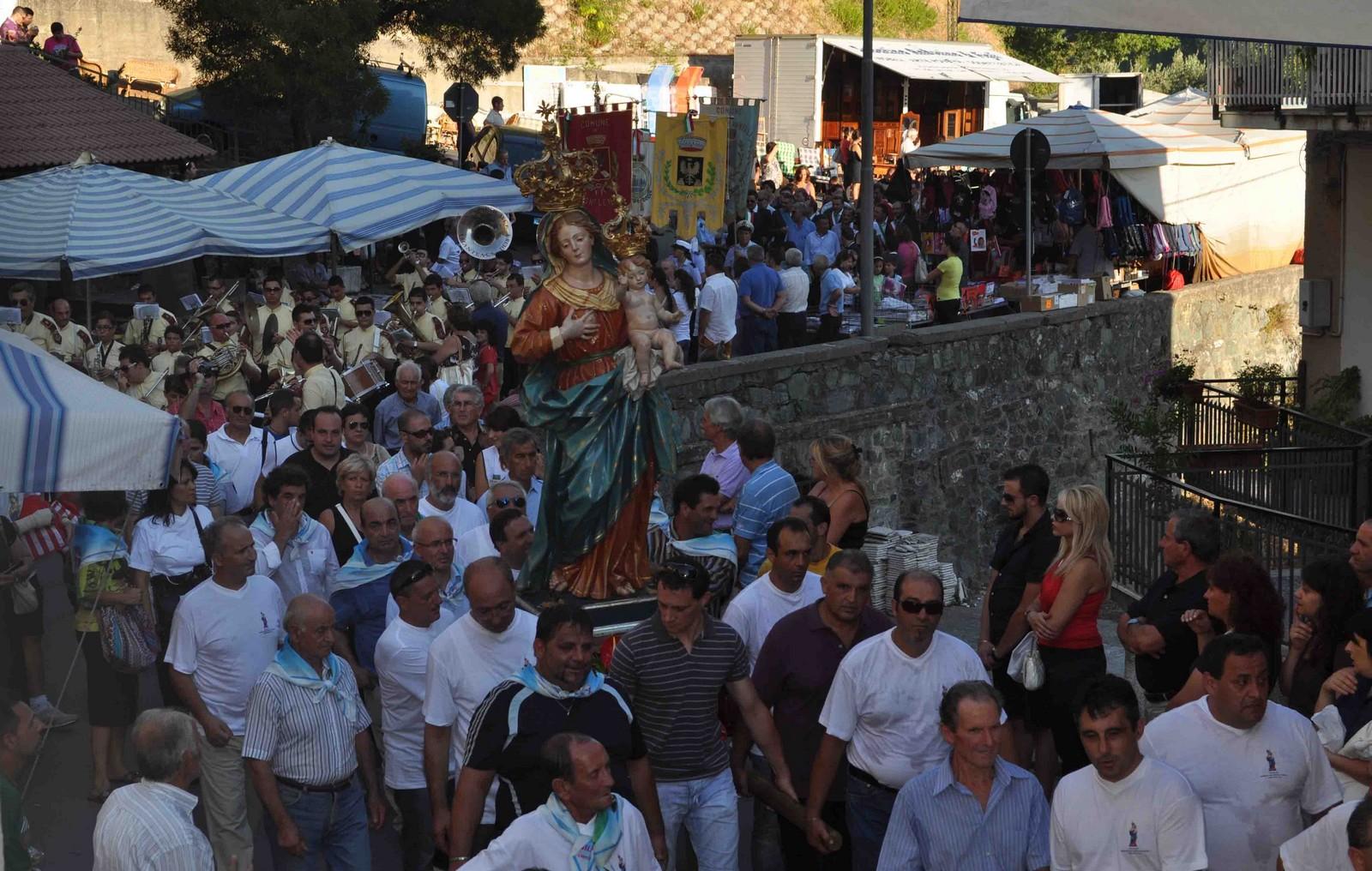 Apareció y Sanó a Muchos: Nuestra Señora del Roble de Conflenti, Italia (7 de junio)