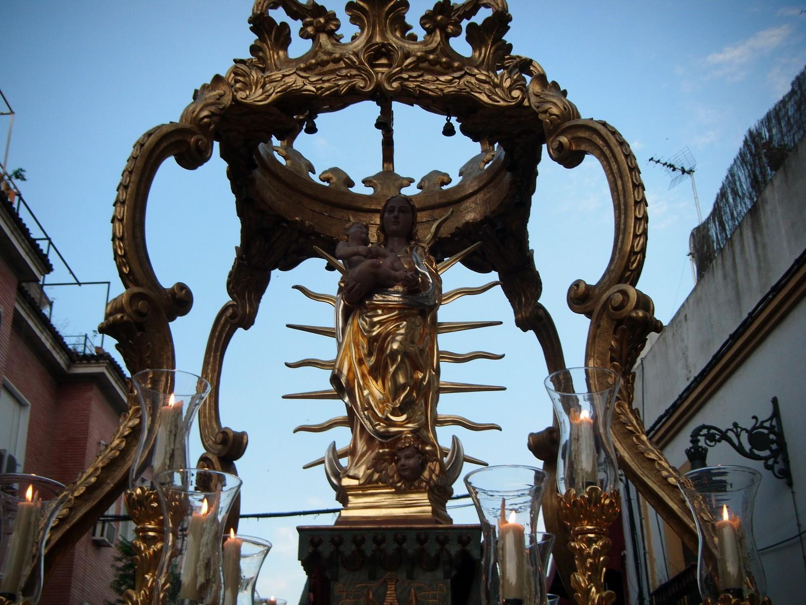 Nuestra Señora de Linares, la Capitana de la Reconquista a los Musulmanes, España (29 jun)