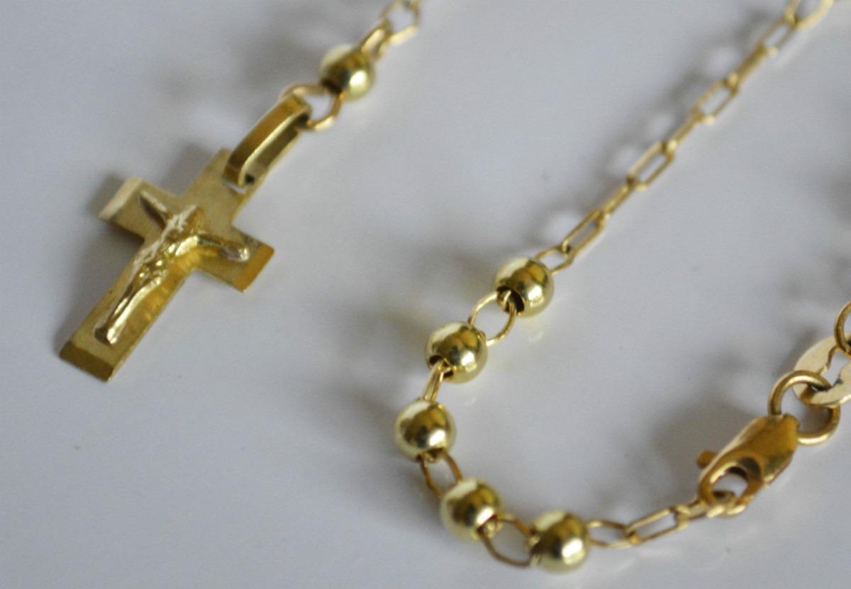 rosario de oro