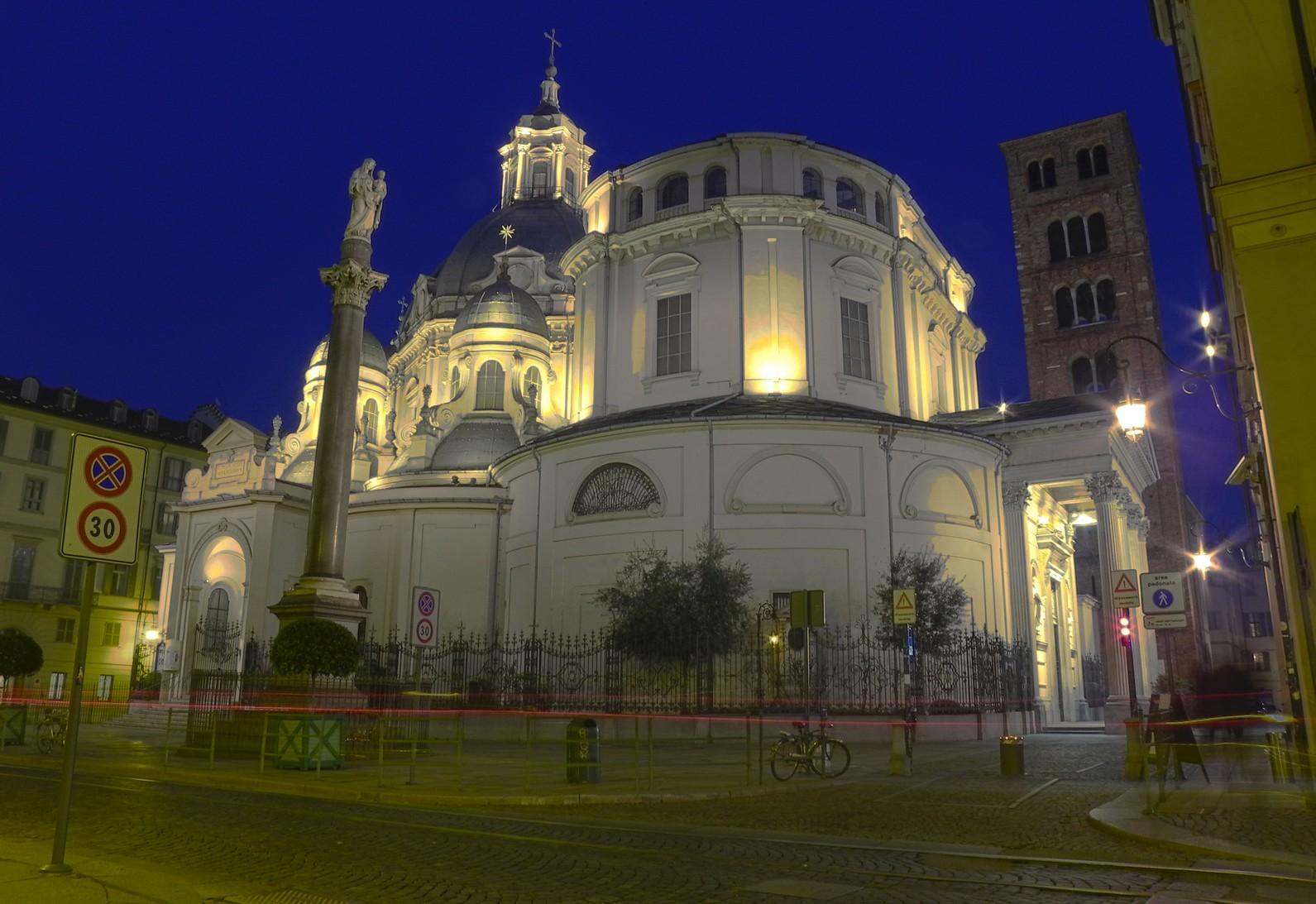 Imagen Milagrosa Pintada por San Lucas: Nuestra Señora de la Consolata, Italia (20 de junio)