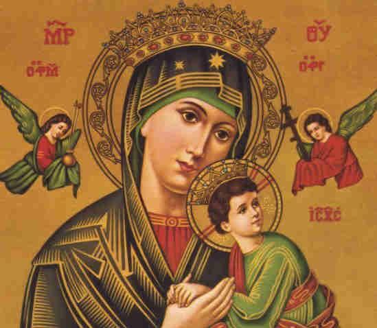 27 de Junio Virgen del Perpetuo Socorro:  Santa Misa Por el Padre Carlos Yepes