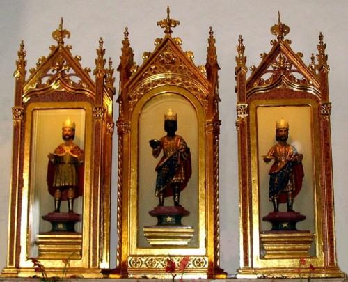 Tizimin reyes retablo