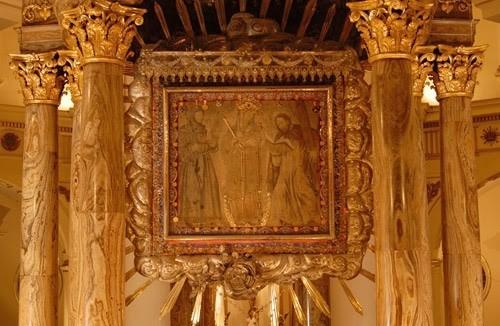 Virgen de Chiquinquira 1