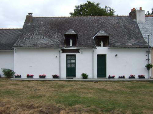 aspecto exterior de la casa de maria julia