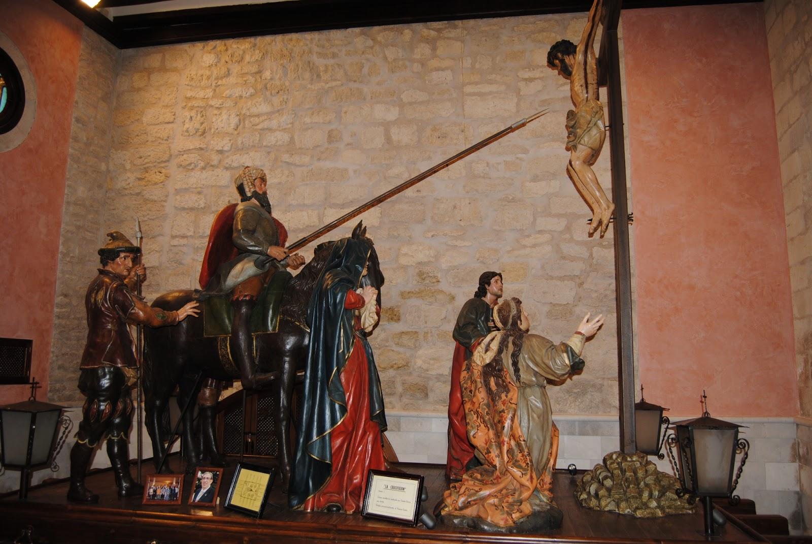 La Historia de Longinos, el que Atravesó a Jesús con su Lanza en la Cruz