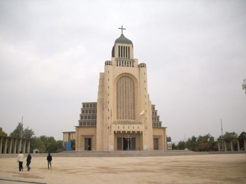 basilica carmen de maipui