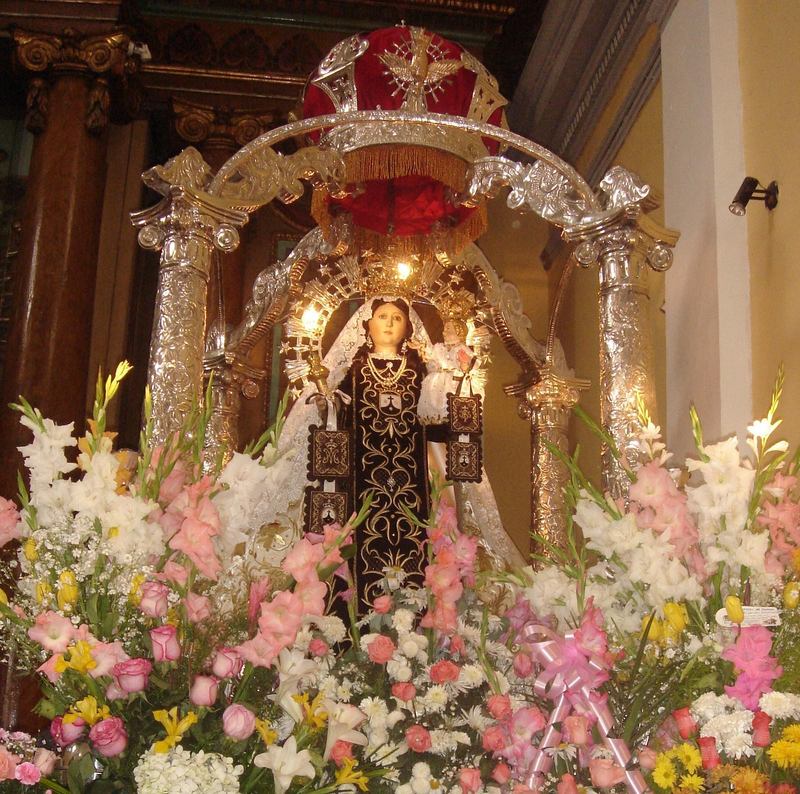 Testigo de la Historia Peruana: Virgen del Carmen de la Legua, Perú (16 jul y 2º dgo. oct)