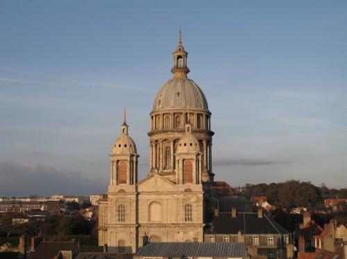 catedral basilica boulogne sur mer