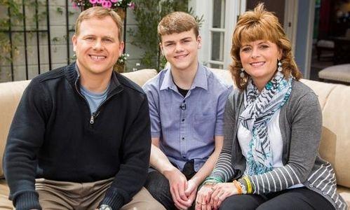 colton burpo y sus padres