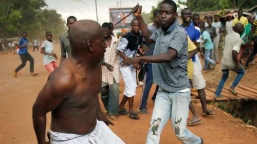 conflicto en republica centroafricana
