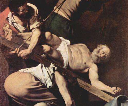 crucifixion de san pedro
