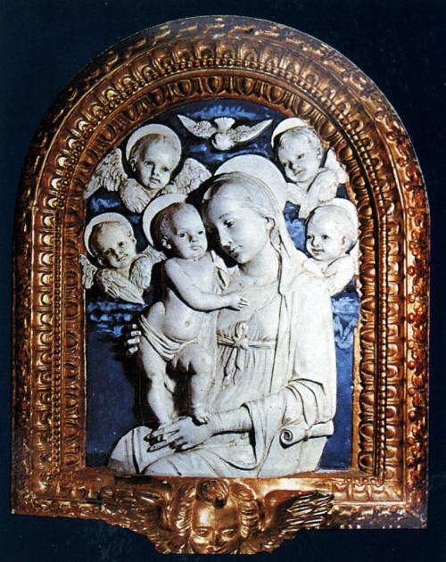 cuadro de la madonna boccadirio