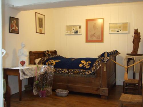dormitorio de maria jilia