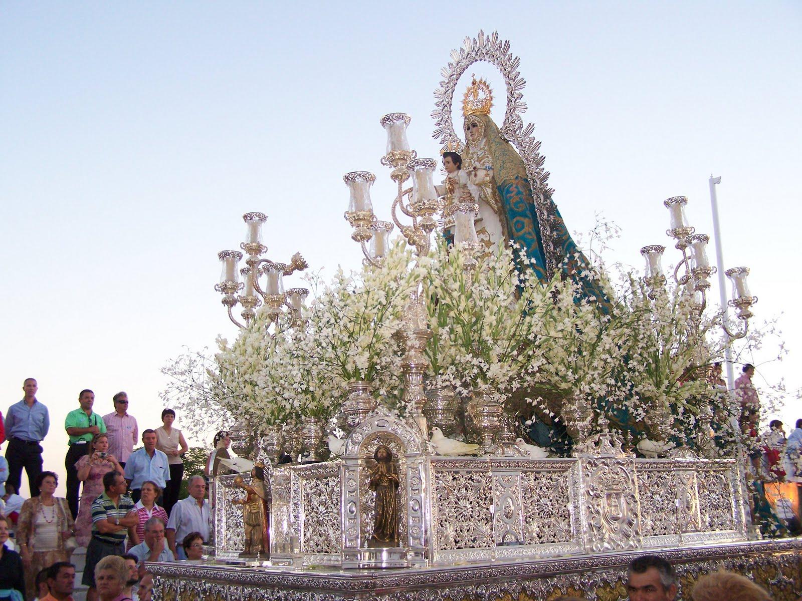 Redescubierta luego de los Musulmanes: Santa María del Águila, España (22 de julio y 15 de agosto)