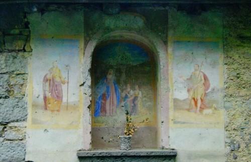 fresco madonna della foppa