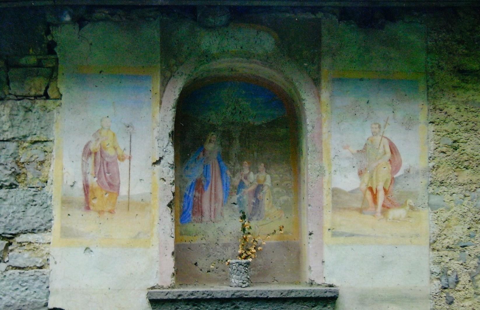Nuestra Señora del Valle de Gerosa, Apareció para Llevarse a dos Niñas, Italia (2 jul)