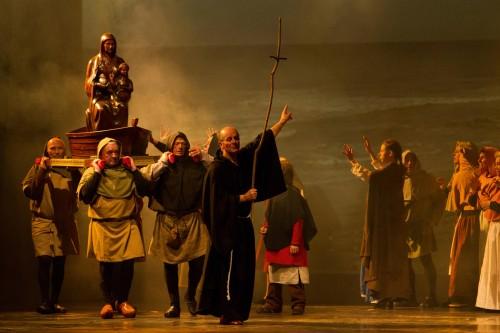 spectacle l'étonnante histoire de boulogne sur mer - cathédrale