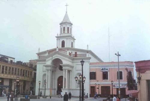 iglesia de la legua