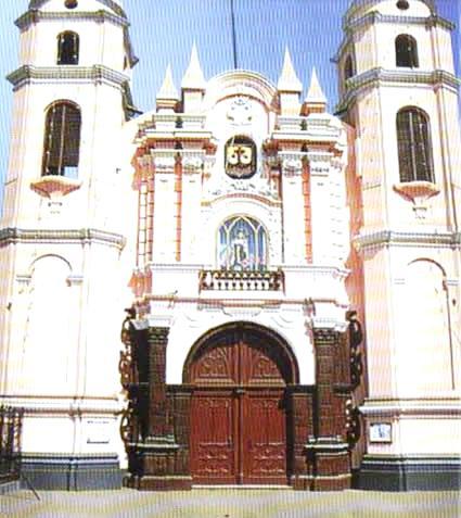 iglesia virgen del carmen de lima