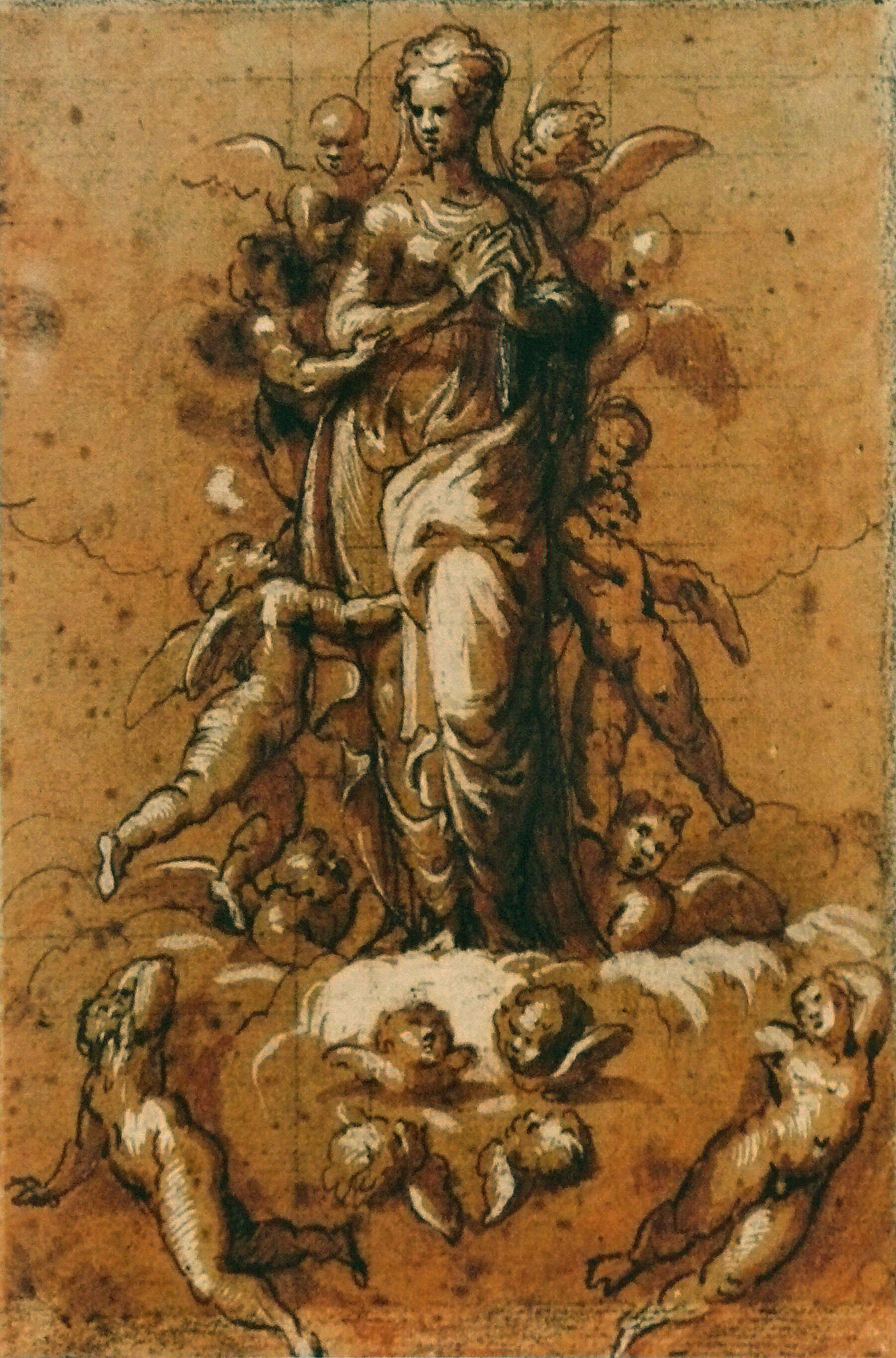 Reliquia símbolo de la Protección: El Velo de la Virgen María, celebración Ortodoxa (2 jul)