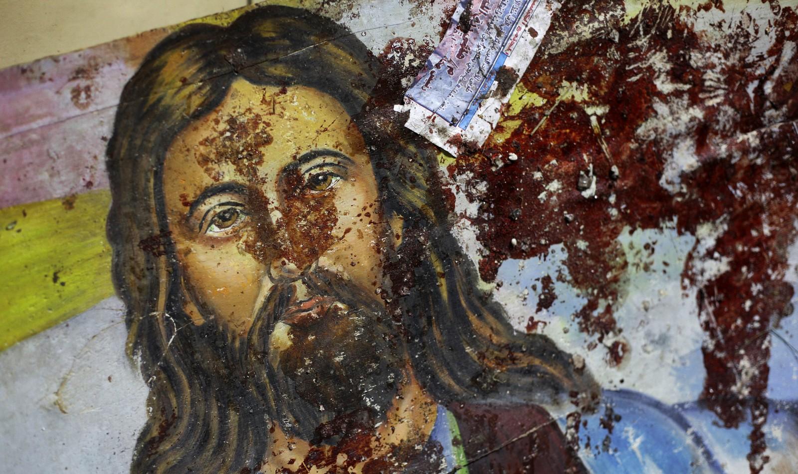 Mensaje de Jesús dice que Él Vendrá Cuando Nada Pueda Parar las Guerras Religiosas