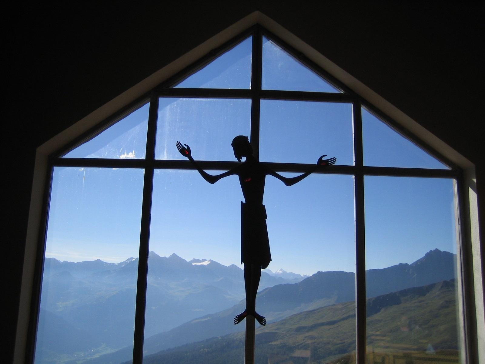 Santa María Madre de Ziteil, la Peregrinación más Alta de Europa, Suiza (26 jun, 16 jul)