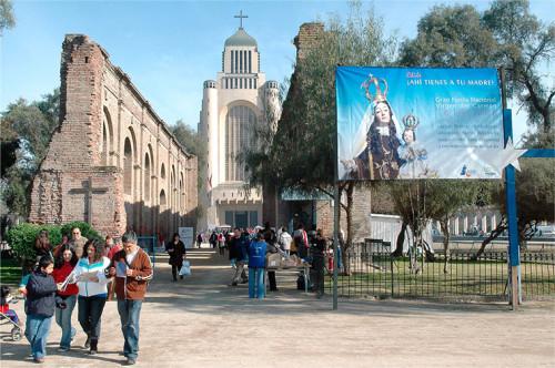 memoria anual arzobispado maipu chile