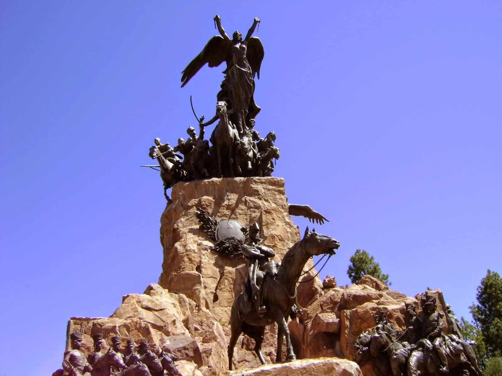 La Generala del Ejército Argentino: Nuestra Señora del Carmen de Cuyo, Argentina (16 de julio)