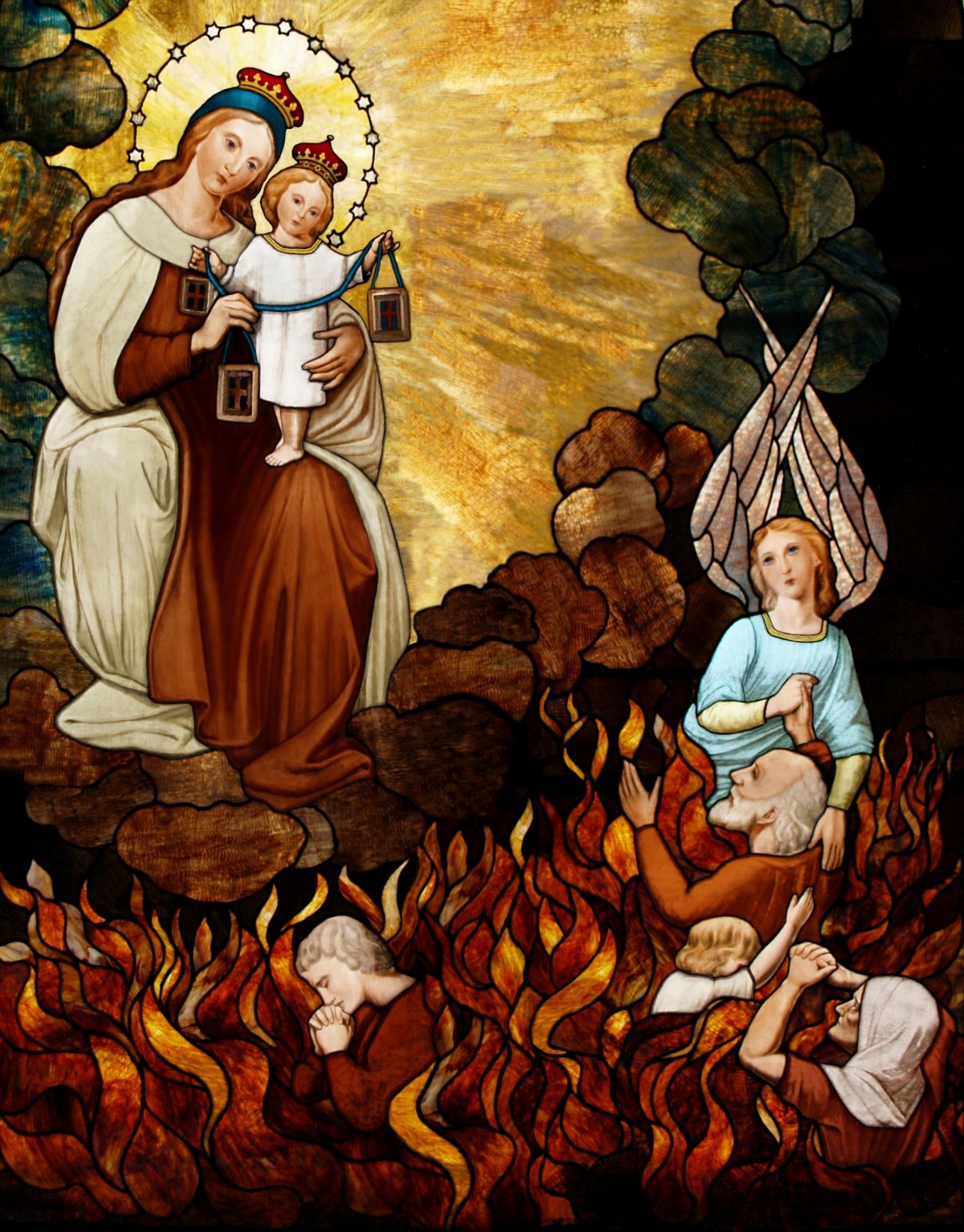 Historias Milagrosas del Escapulario Carmelita