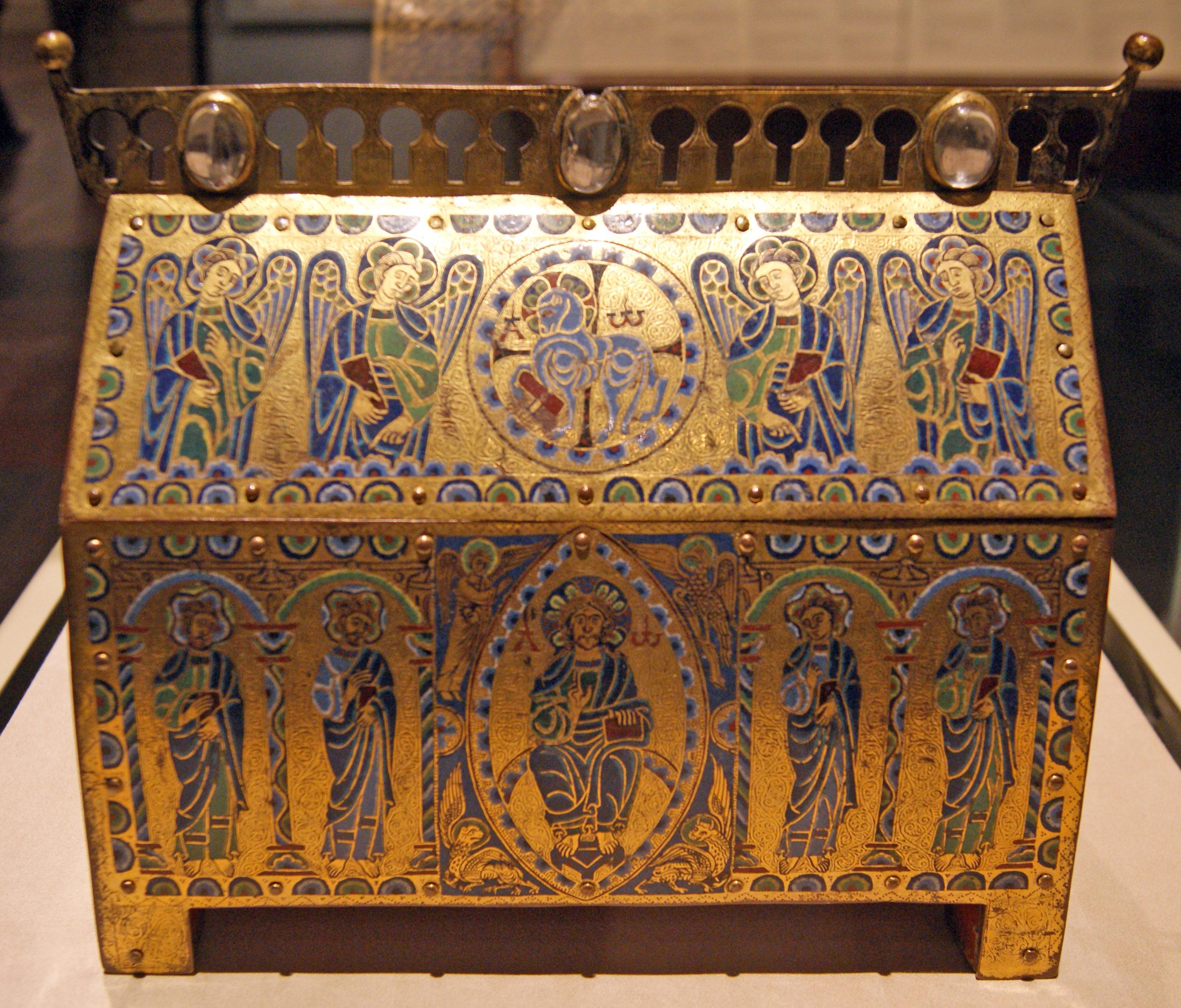 El Maravilloso Don de Reconocer Reliquias de Santos