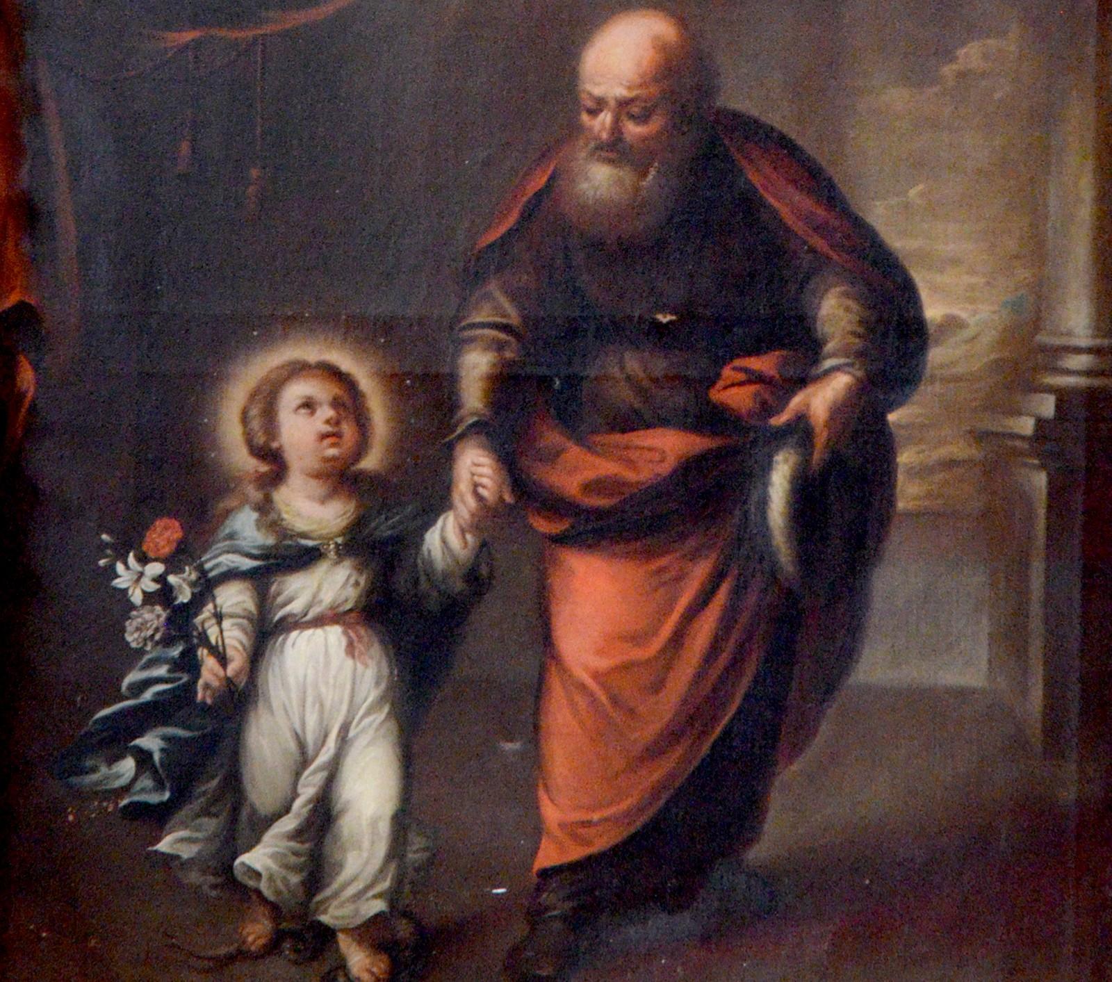 Fiesta de Joaquín y Ana, los Prodigios de los Abuelos de Jesús (26 jul)
