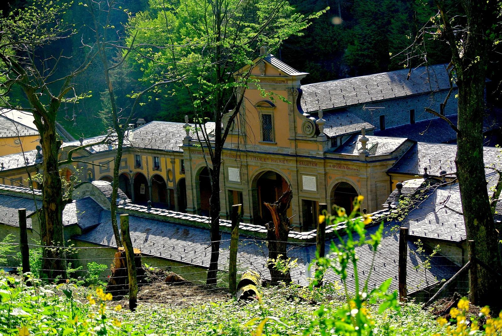 Los Videntes Convertidos en Religiosos: Virgen de la Gracia de Boccadirio, Italia (16 jul y 15 ago)