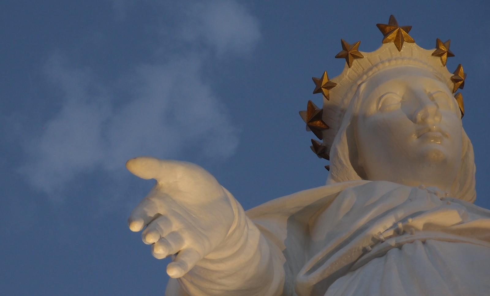 ¿Cómo es que se Aparece la Virgen María en el Mundo Musulmán?