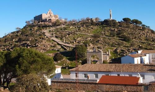 Basílica de la Cabeza de la cabeza jaen