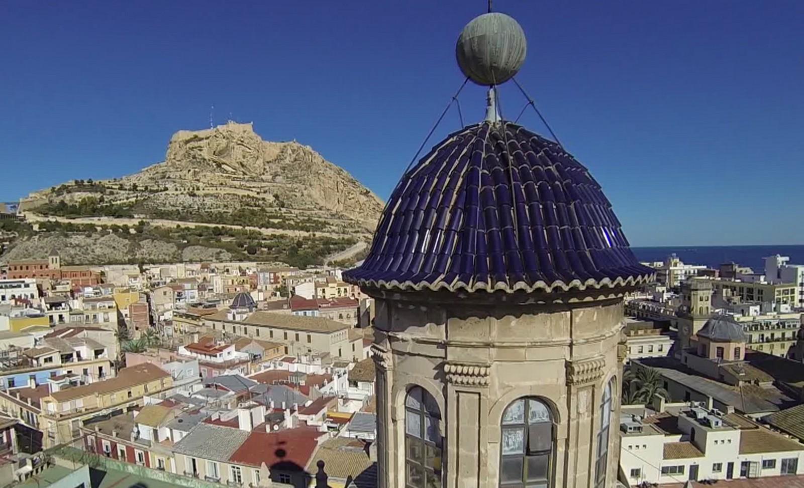 Virgen del Remedio de Alicante, famosa por su Intercesión en Epidemias, España (5 ago)