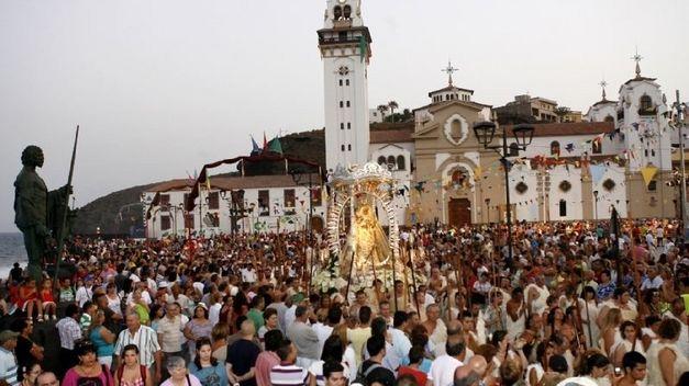La villa Mariana recibe más de 170.000 visitantes en la festividad de la Virgen