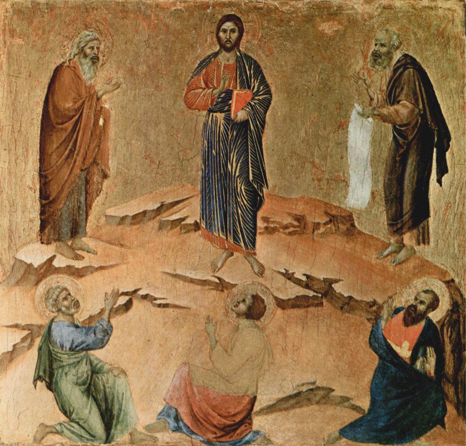 Jesús en Cuerpo Glorificado: La Transfiguración del Señor, Universal (6 ago, 2ª Cuares)