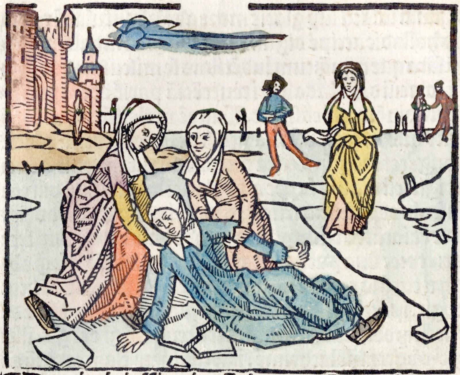 Nuestra Señora de Schiedam, Bendiciones Descubiertas en la Enfermedad, Holanda (7 ago, 13 abr)