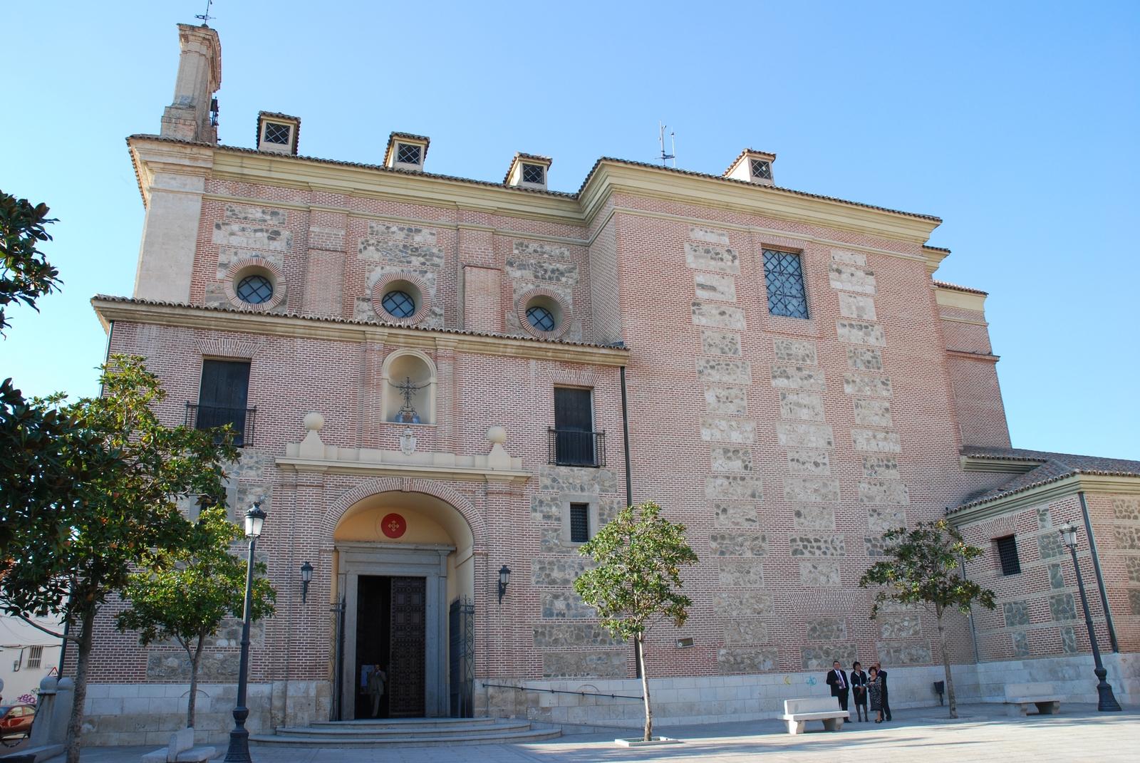 Hecha por San Lucas: Virgen de la Caridad de Illescas, España (11 mar y 31 ago)